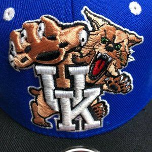 Vintage University Of Kentucky Wildcats UK Fitted